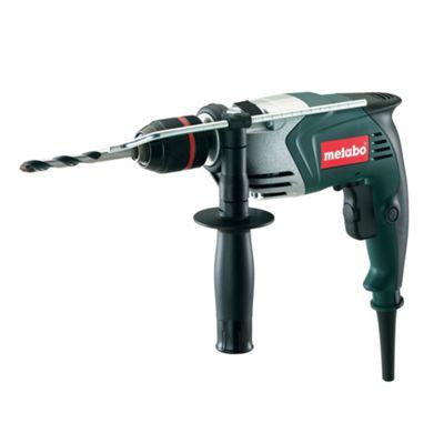 Metabo 606101590 Sbe 610 Impact Drill 610 Watt 24 Volt