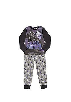 Marvel Black Panther Pyjamas - Black