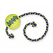 Kong Air Tennis Ball On Rope