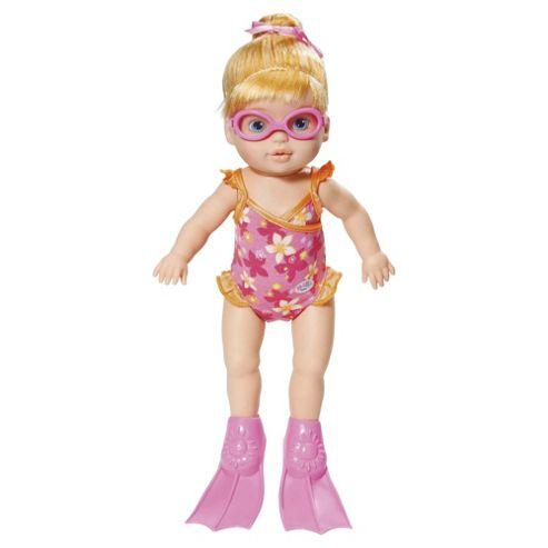 My Little Baby Born I Can Swim