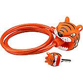 Crazy Stuff Cable Lock: Tiger.