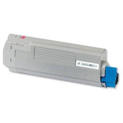 OKI Toner Cartridge for C5650/C5750 Colour Printers - Magenta