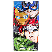 Marvel Avengers Tech Beach Towel