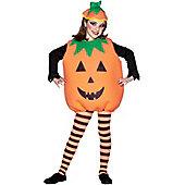 Child Pumpkin Halloween Costume