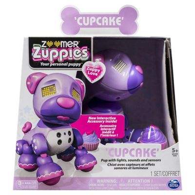 Zoomer Zuppy Love Cupcake