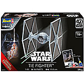 REVELL Tie Fighter Star Wars - 40 Years 1:65 Space Model Kit 06051