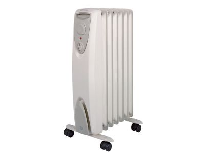 Dimplex OFRC15C Eco Oil-Free Column Radiator 1500W - White
