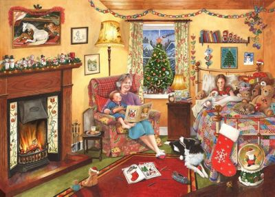 A Story For Christmas - 1000pc Puzzle