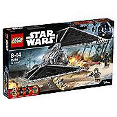LEGO Star Wars Rogue One TIE Striker 75154