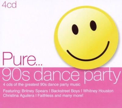 Pure 90'S Dance Party (4Cd)