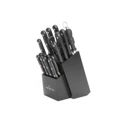 hells kitchen knives buy ethos hell s kitchen 18 piece knife set from our kitchen knives range tesco 6187