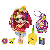 Shopkins Shoppies World Tour Dolls Donatina