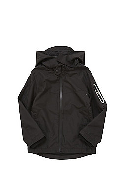 F&F Lightweight Mesh Lined Jacket - Black