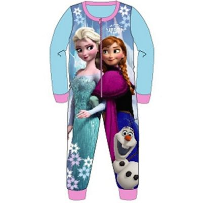 Disney Frozen Fleece 2-3 Years Jumpsuit