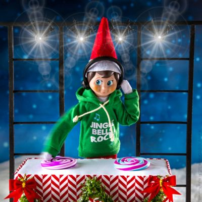 Jingle Jam Hoodie (Scout Elf not included)