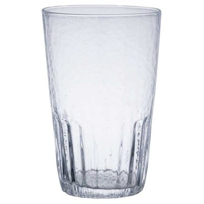 Kinto Dew Tumbler Soda/Recycled Glass 420 ml Clear