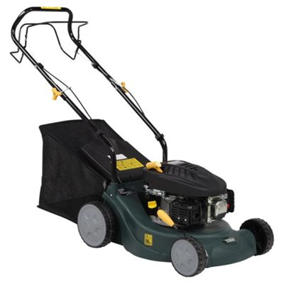 Tesco 98.5cc Self-propelled Petrol Rotary Lawn Mower
