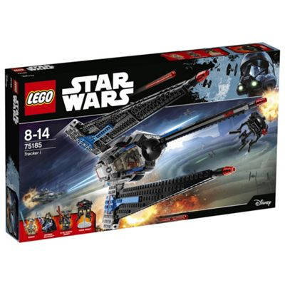 LEGO Star Wars Tracker 75185