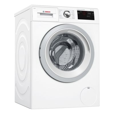 BOSCH-WAT28661GB Freestanding Washing Machine with 8KG Load Capacity, A+++ Energy Rating and 1400RPM