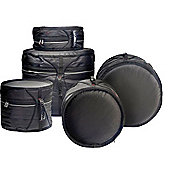 Stagg Deluxe 5 Piece Quality Drum Bag Set