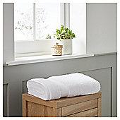 Fox & Ivy Egyptian Cotton Bathroom Textiles - White