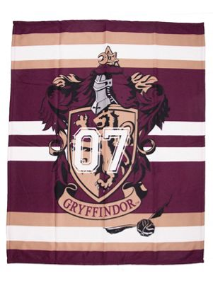 Harry Potter Muggles Fleece Blanket