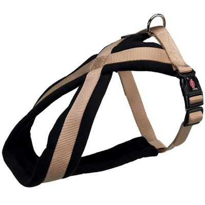 Trixie Premium Touring Dog Harness - L - Beige