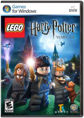Lego Harry Potter - Episodes 1-4 - PC
