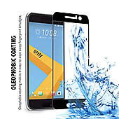 Orzly® - 2.5D Pro-Fit Tempered Glass Screen Protector for HTC 10
