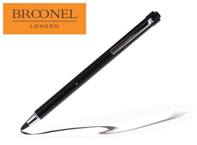 Broonel Midnight Black Rechargeable Fine Point Digital Stylus For The Google Pixel 2