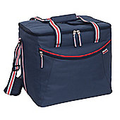 Polar Gear Luxury Insulated 30L Family Cool Bag, Navy Blue