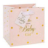Beautiful Baby Girl Gift Bag