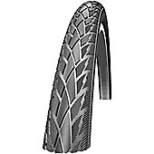 Schwalbe Road Cruiser Tyre: 26 x 1.75 Black Wired. HS 377, 47-559, Active Line, Kevlar Guard