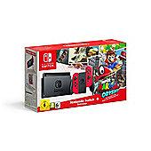 Nintendo Switch Super Mario Odyssey Edition