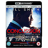Concussion: 4K Ultra HD