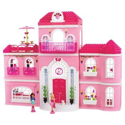 Mega Bloks Barbie Build'n Style Mansion