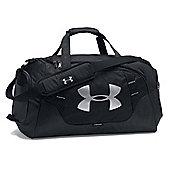 Under Armour Storm Undeniable 3.0 Medium Duffel Sports Bag - Black