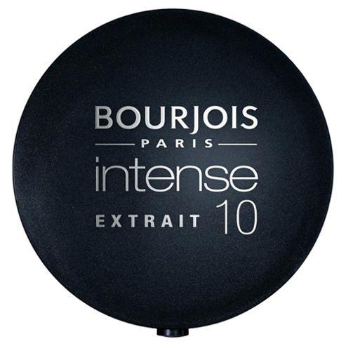 Bourjois Round Pot Eye-Intense Noir Fusain T10