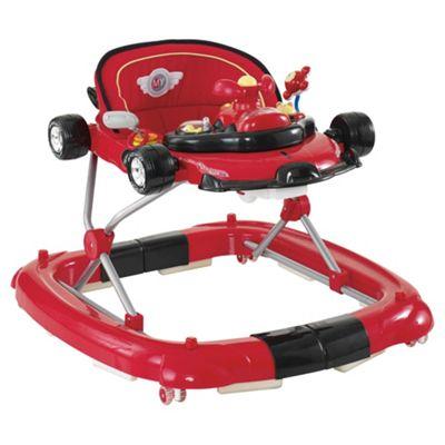 My Child F1 Car Baby Walker, Red