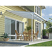 Palram Patio Cover Feria 3X4.2 White