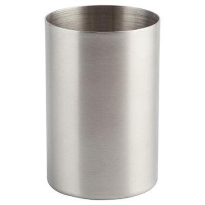 Tesco Brushed Stainless Steel Tumbler