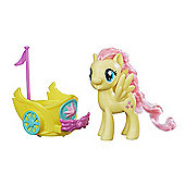 My Little Pony Royal Spin-Along Chariot - Fluttershy