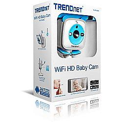 Trendnet TV-IP745SIC IP security camera Indoor Box Blue White