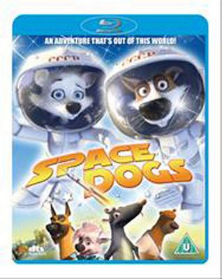 Space Dogs (Blu-Ray)