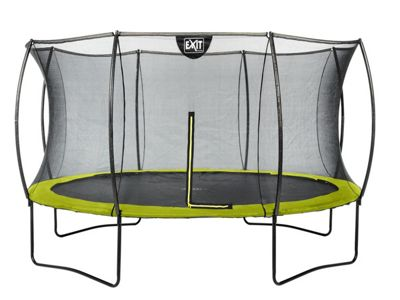 EXIT 12ft Lime Edition Trampoline