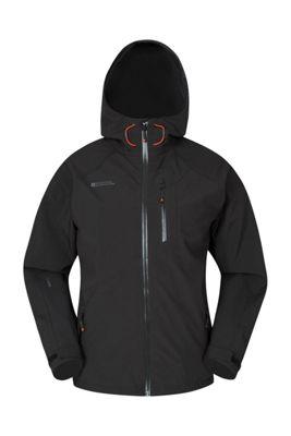 Mountain Warehouse Bachill Mens Jacket Warm Walking Hiking Cycling Showerproof