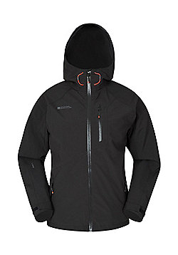 Mountain Warehouse Bachill Mens Jacket - Black