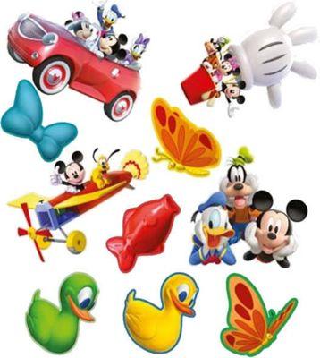Mickey Mouse Mini Foam Decorations