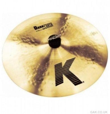 Zildjian K Dark Thin Crash Cymbal (17in)