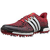 adidas Performance Mens Tour360 Prime Boost Golf Shoes - Red